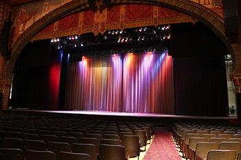 Seating Charts Auditorium